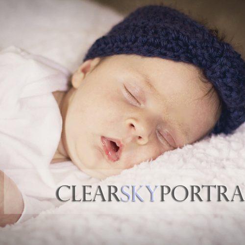 A (Sleepy) Baby Girl