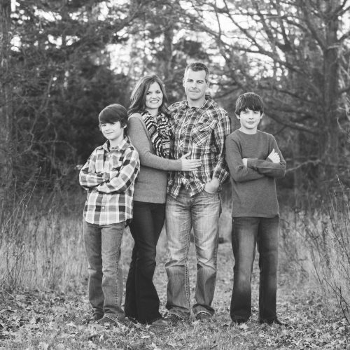 {Grand Rapids, Minnesota} Family Photography: Late Fall